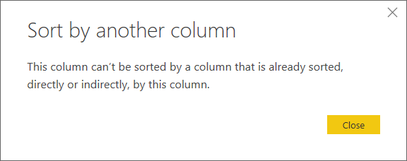 Sort by Column in Power BI – XXL BI